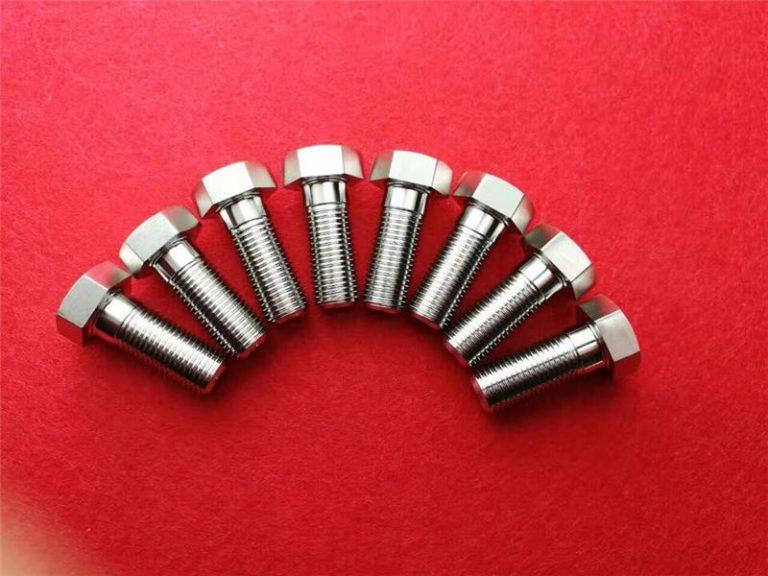 stainless stee304 klinching sekrup / baut kepala heksagon ss 304 baut kepala