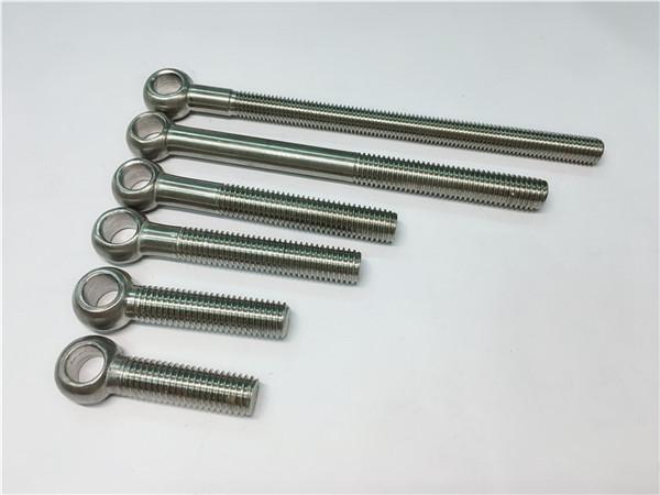 904l / 1.4539 / uns n08904 baut mata, baut yang dapat disesuaikan untuk pemasangan katup