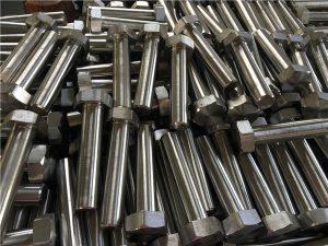 No.100 Professional A-286 alloy baut untuk partai besar