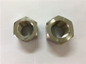 No.111-Memproduksi nikel paduan A453 660 1,4980 kacang hex