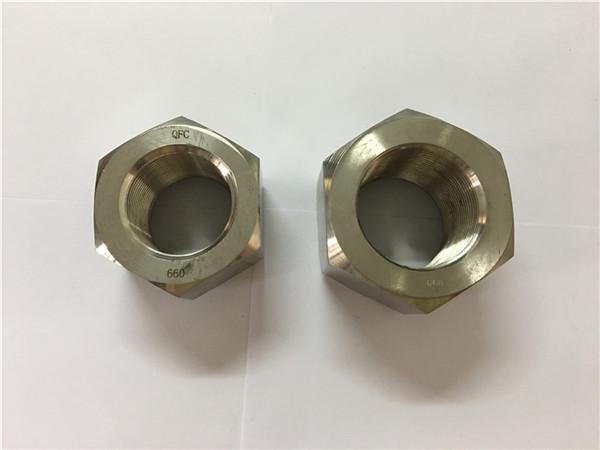 memproduksi paduan nikel a453 660 1,4980 kacang hex
