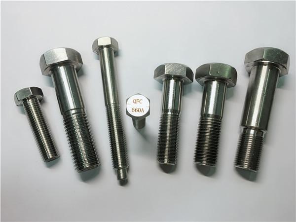 2205 s31803 s32205 f51 1.4462 baut, M20 kacang dan mesin cuci, Baut importir kekuatan tarik ulir batang