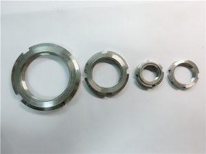 No.33 - pemasok cina custom made kacang bulat stainless steel
