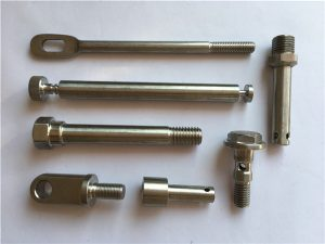 No.42-recision Stainless Fasteners CNC Menghidupkan fastener logam