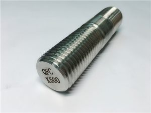 Batang berulir No.62-Monel K500