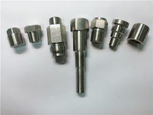 No.67-Kualitas Tinggi Mesin Bubut Oem Stainless Steel Pengencang Terbuat Dari Mesin Cnc