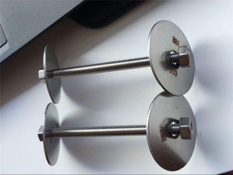 ss310 / ss310s astm f593 fastener, baut stainless steel, mur dan ring