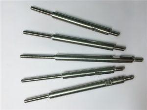 cnc pengerjaan presisi pengencang berulir stainless steel