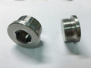 baut cincin stainless steel custom made dengan ss gantungan kunci