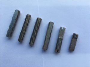 kualitas yang sangat baik penuh benang titanium baut las stainless di Cina