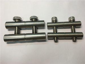 perangkat keras furnitur, pengencang stainless steel presisi yang dapat disesuaikan